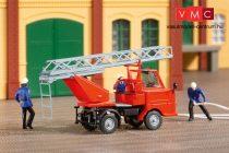 Auhagen 41655 Multicar M22 létrás tűzoltó - Feuerwehr (H0)