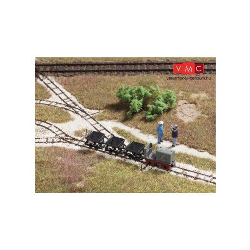 Auhagen 41700 Bányavasút készlet, mozdonnyal és vágányokkal - Nem működőképes! (H0)