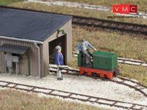 Auhagen 41705 Kismozdony gazdasági vasúthoz - Nem működőképes! (H0)