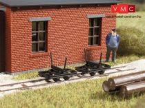 Auhagen 41707 Rönkszállító lórék gazdasági vasúthoz (2 db) (H0)