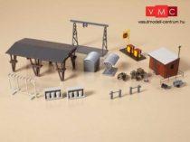 Auhagen 42654 Ipari kiegészítők