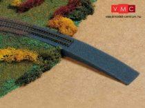 Auhagen 44599 Vasúti töltés habszivacsból