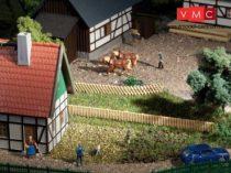 Auhagen 44626 Kerítés készlet