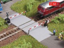 Auhagen 44637 Vasúti átjáró sorompóval (N)