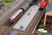 Auhagen 44641 Állomási peron (N)