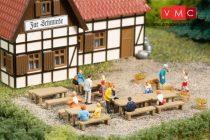 Auhagen 44650 Kerti padok és asztalok (N)