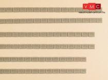 Auhagen 48577 Tetőkövek téglafalhoz (H0/TT)