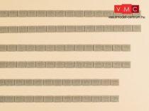 Auhagen 48577 Fedőkövek téglafalhoz (H0/TT)