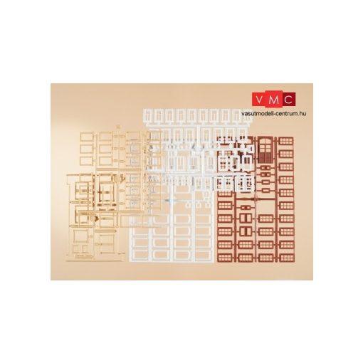 Auhagen 48647 Ajtók, ablakok készlet (H0/TT)