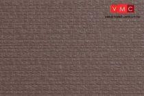 Auhagen 52237 Kőmintás támfal műanyagból, 4 db (H0/TT/N)