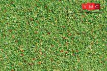 Auhagen 60822 Szóróanyag, legelő, világoszöld, 70 g