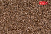 Auhagen 60825 Szóróanyag, sötétbarna, 70 g