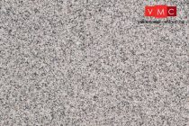 Auhagen 63833 Gránit ágyazatkő, szürke, szemcsenagyság: 0,2 -0,6 mm (TT/N)