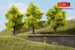 Auhagen 70935 Lombos fák, 3 db, világoszöld - 7 cm (H0/TT)