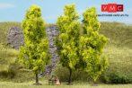 Auhagen 70939 Lombos fák, 3 db, világoszöld - 15 cm (H0/TT)