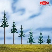Auhagen 71915 Fenyőfa talppal, 5 db