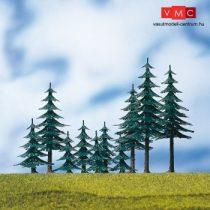 Auhagen 71936 Magas fenyőfa, műanyag