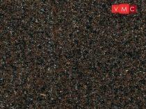 Auhagen 75118 Kavics lap, fekete, 50x35 cm