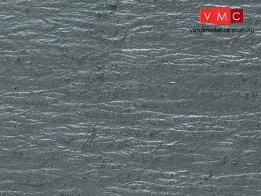 Auhagen 75121 Szikla lap, szürke, 50x35 cm