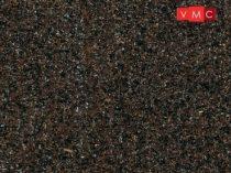 Auhagen 75518 Kavics lap, fekete, 50x35 cm