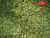 Auhagen 76668 Fűlap, virágokkal, 15x25 cm