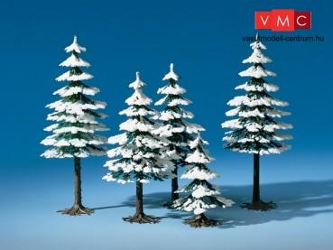 Auhagen 77920 Téli fenyőfa, 5 db