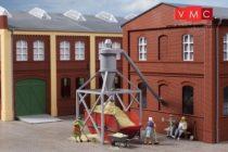 Auhagen 80108 Ipari forgács-szivattyú ürítőállványon (H0)