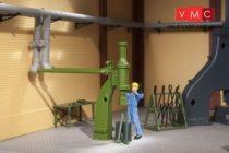 Auhagen 80112 Ipari gőzkalapács (H0)
