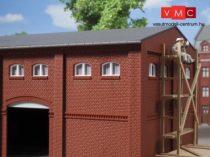 Auhagen 80214 Ablakkészlet ipari épületekhez M - 20 db, fehér (H0)