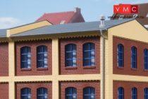 Auhagen 80217 Ablakok ipari épületekhez, kék (H0)