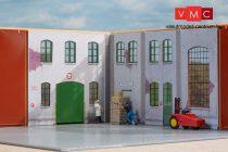 Auhagen 80353 Ipari épületek belső falai kartonból (H0)
