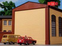Auhagen 80400 Sarokelemek és oromzat épületekhez, téglavörös színben