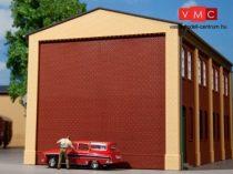 Auhagen 80401 Sarokelemek és oromzat épületekhez,sárga színben