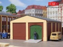 Auhagen 80407 Oromzat és épületsarok ipari épületekhez, sárga (H0)
