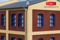 Auhagen 80415 Sarokelem ipari épületek felső emeletéhez, sárga (H0)