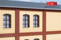 Auhagen 80416 Oszlop és lezáró elemek (fríz) ipari épületek felső emeletéhez, téglavö