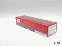 Auhagen 99302 Tárolódoboz vasúti járműveknek - Au-BOX, 230×60×50 mm, 10 db