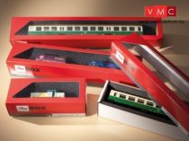 Auhagen 99303 Tárolódoboz vasúti járműveknek - Au-BOX, 300×60×50 mm, 10 db