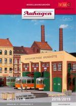 Auhagen 99615 Termékkatalógus 2018/19, Nr. 15, német nyelven