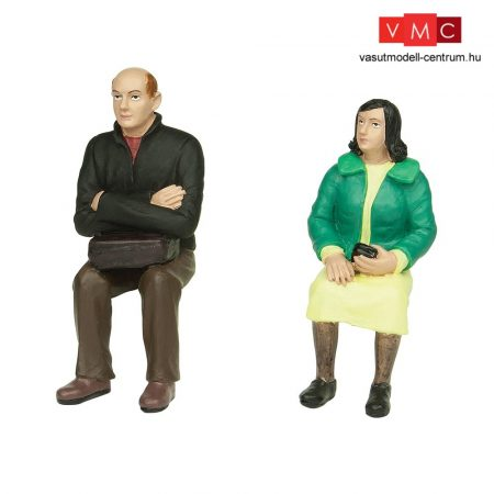 Branchline 16-704 Sitting Man and Woman
