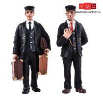 Branchline 22-177 Station Master and Porter
