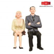 Branchline 22-183 Sitting Man and Woman