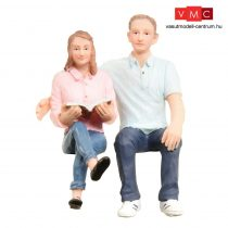 Branchline 22-184 Sitting Young man and woman