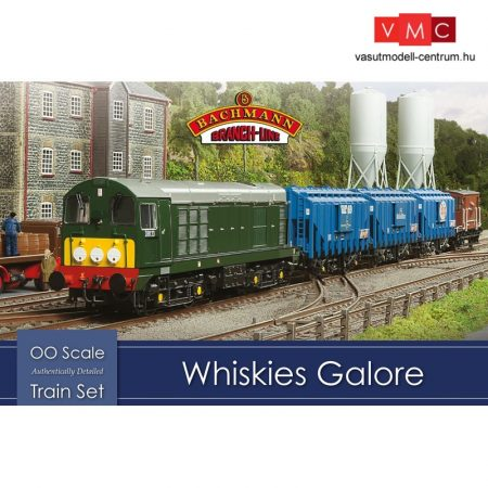 Branchline 30-047 Whiskies Galore Sound Fitted Train Set
