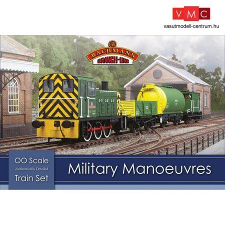 Branchline 30-130 Military Manoeuvres Train Set