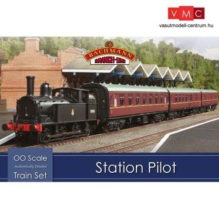 Branchline 30-180 Station Pilot Train Set