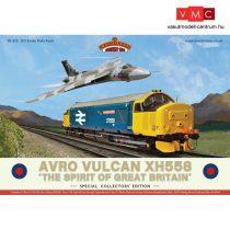 Branchline 30-375 Avro Vulcan XH558 Train Pack