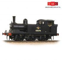 Branchline 31-062 LNER J72 Tank 68696 BR Black (Late Crest)