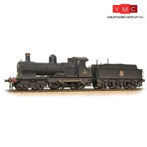 Branchline 31-086A GWR 32XX 'Earl' 9018 BR Black (Early Emblem) - Weathered