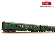 Branchline 31-426C Class 411 4-CEP 4-Car EMU 7122 BR (SR) Green (Small Yellow Panels) - Weathered